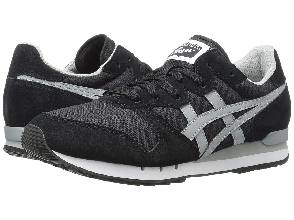 Onitsuka Tiger by Asics - Alvarado (Black/Light Grey) Athletic Shoes