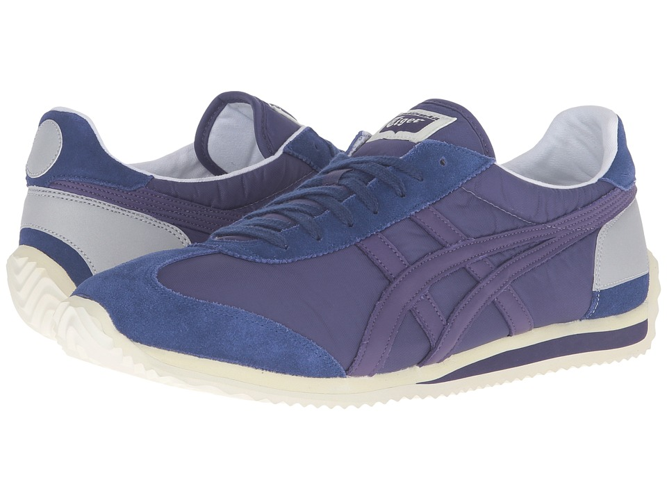 Onitsuka Tiger by Asics - California 78 VIN (Blue Print/Parachute Purple) Shoes
