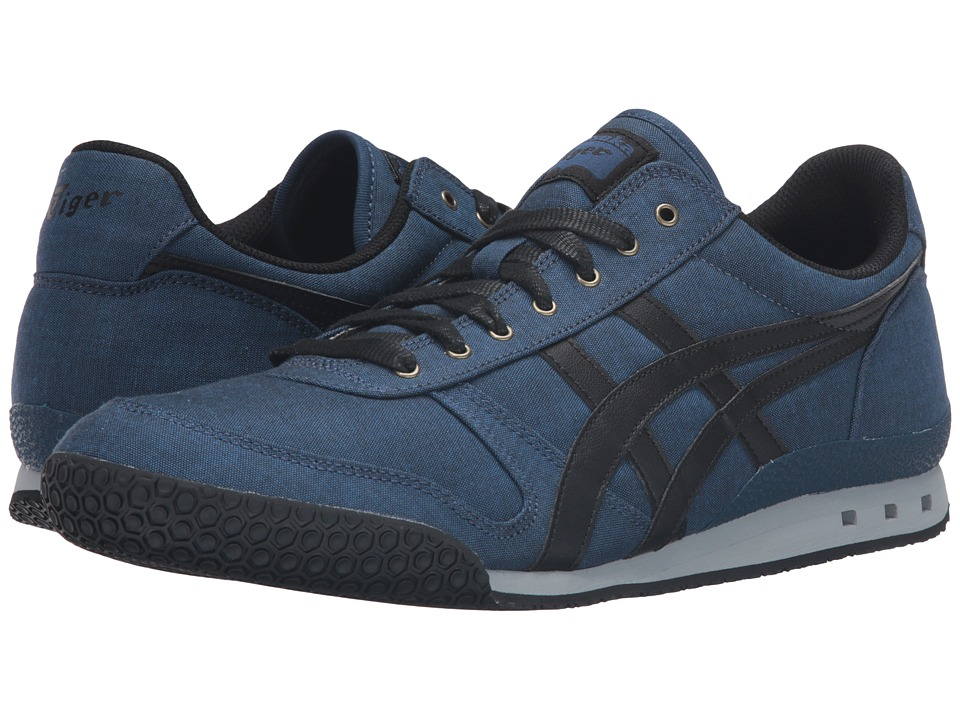 Onitsuka Tiger by Asics - Ultimate 81 (Poseidon/Black) Classic Shoes