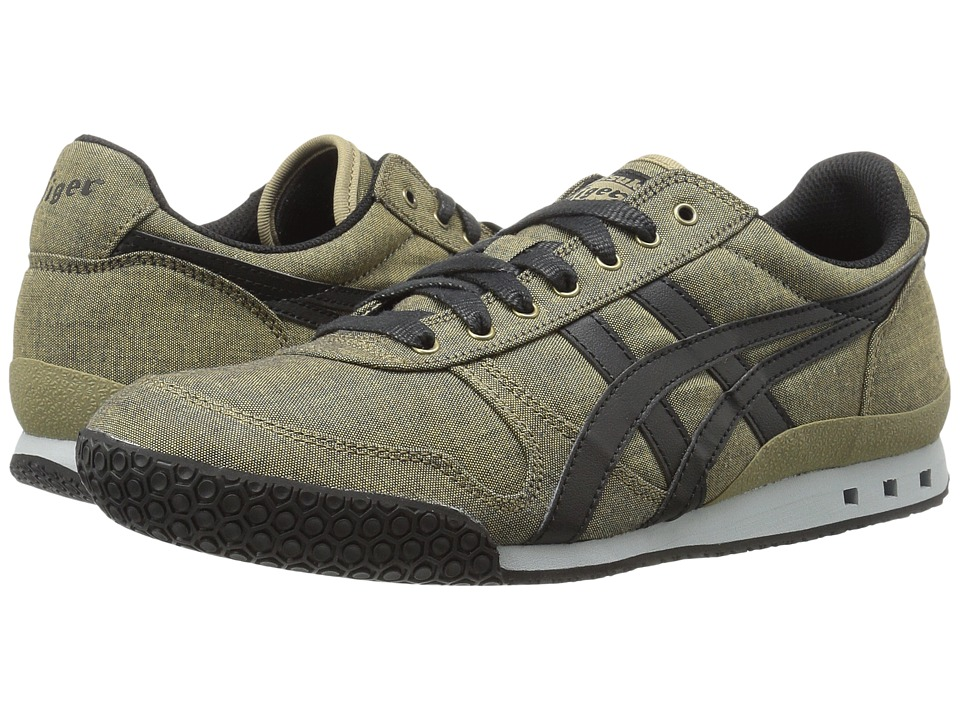 Onitsuka Tiger by Asics - Ultimate 81 (Light Brown/Black) Classic Shoes