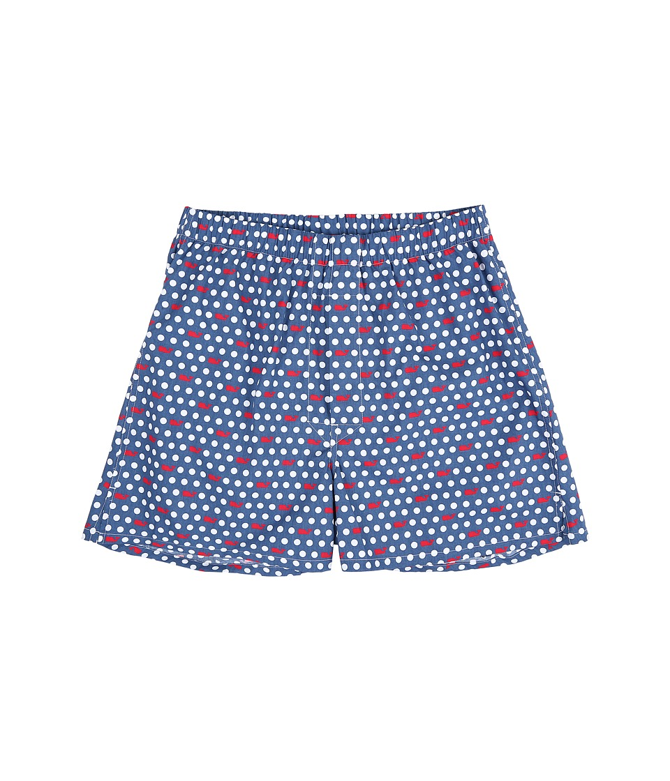 Vineyard Vines - Boxer Shorts-Whale Polka Dot (Moonshine) Men's Underwear