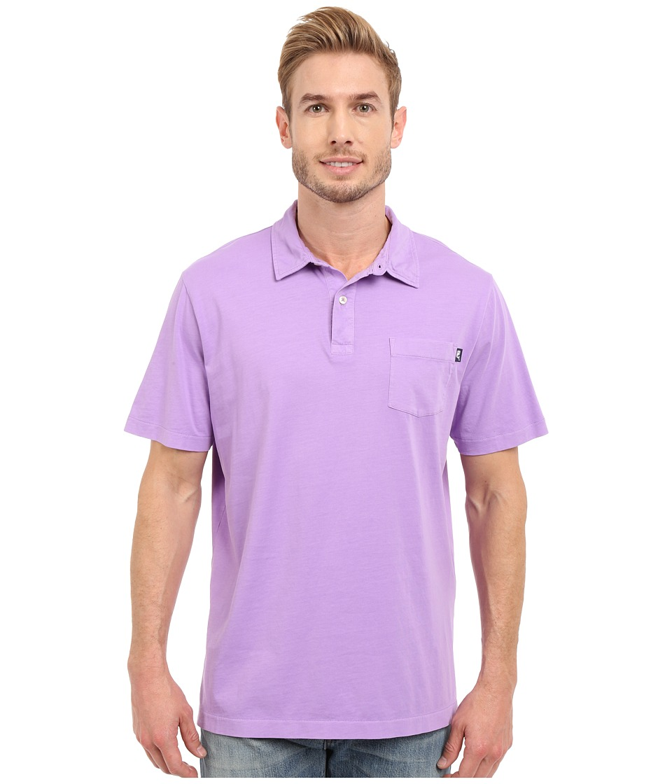 Vineyard Vines - Pigment Garment Dyed Polo (Sea Urchin) Men's Clothing