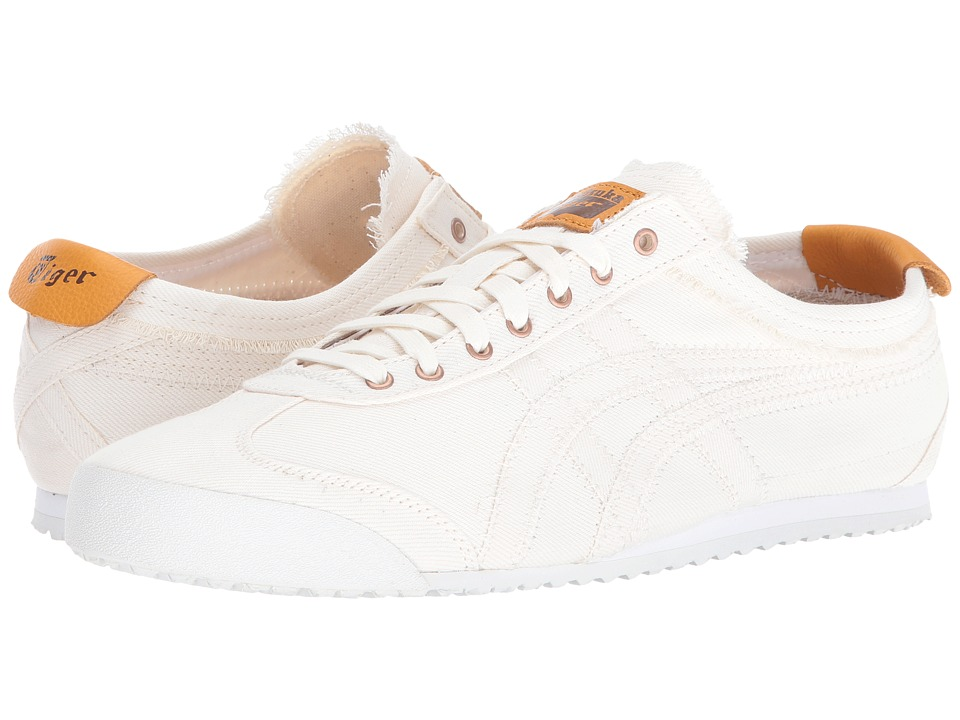 Onitsuka Tiger by Asics - Mexico 66 (Slight White/Slight White) Lace up casual Shoes