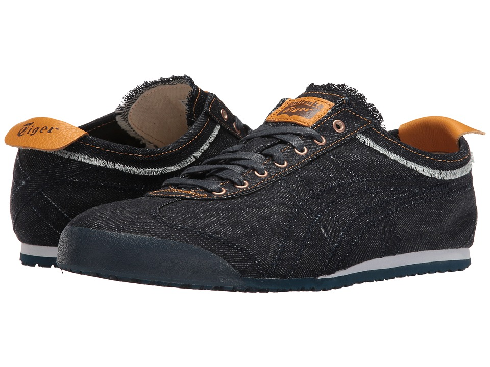 Onitsuka Tiger by Asics - Mexico 66 (India Ink/India Ink) Lace up casual Shoes