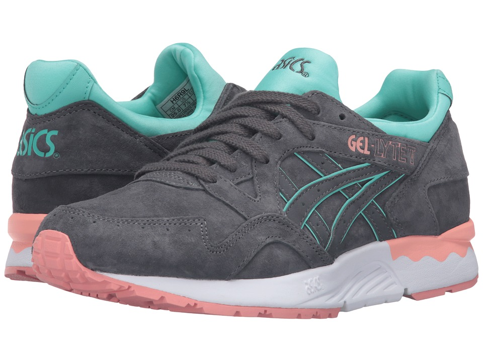 Onitsuka Tiger by Asics Gel-Lyte V Dark Grey-Dark Grey Womens Shoes