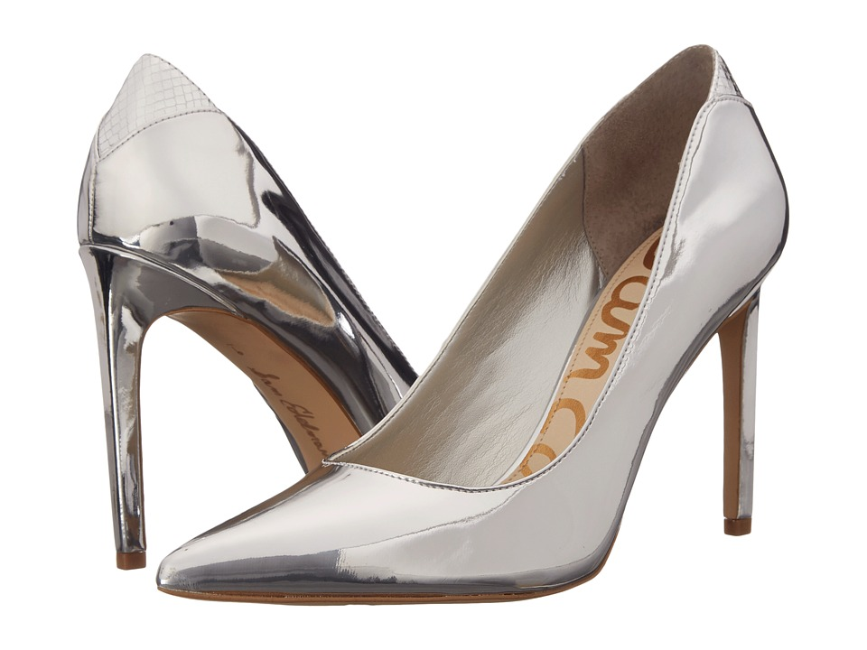 Sam Edelman - Dea (Soft Silver Liquid Metallic) Women's Shoes