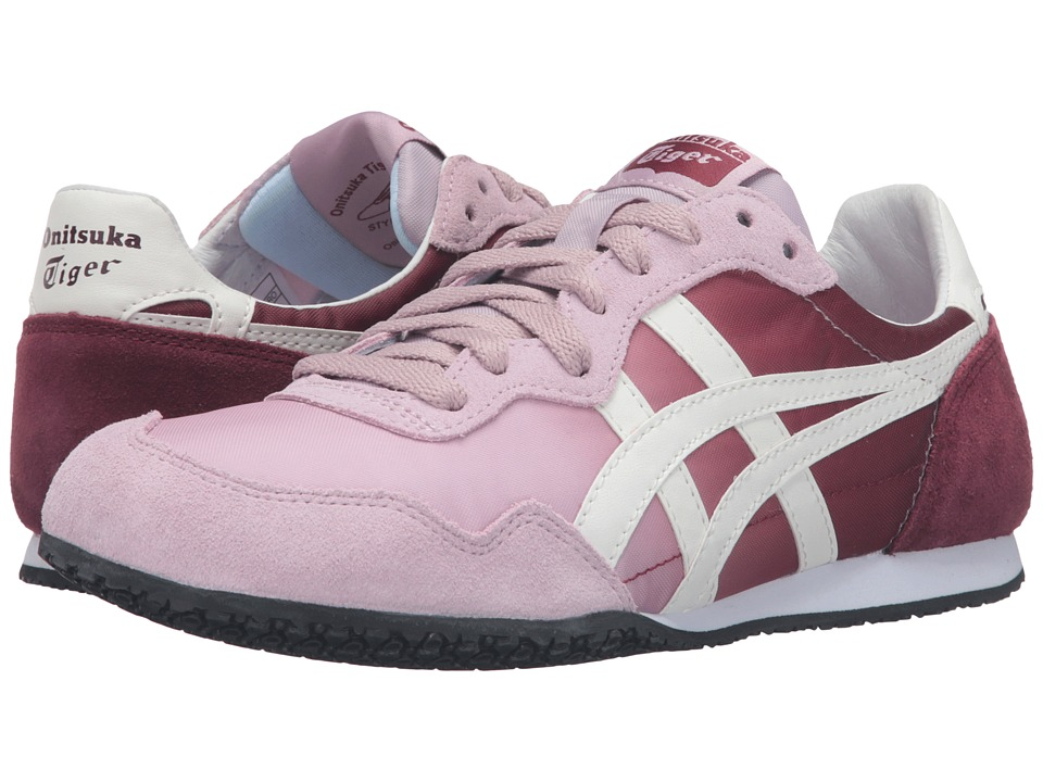 Onitsuka Tiger by Asics Serrano Lilac-Slight White Womens Classic Shoes