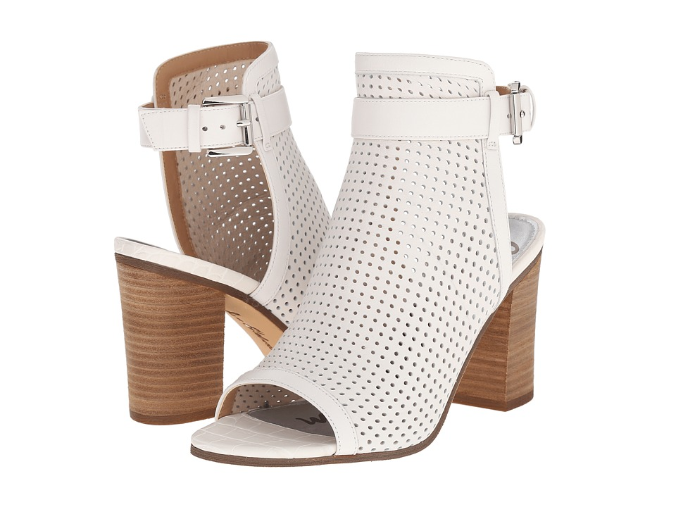 Sam Edelman - Emmie (Bright White Nappa Luva Leather) High Heels