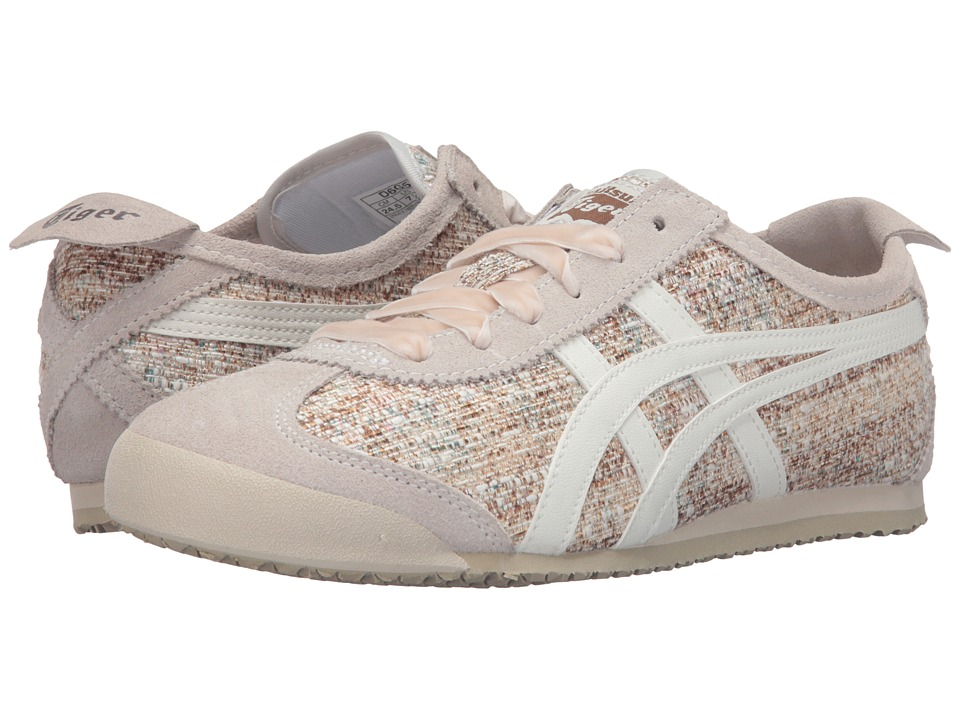 Onitsuka Tiger by Asics - Mexico 66 (Off-White/Slight White) Women's Classic Shoes