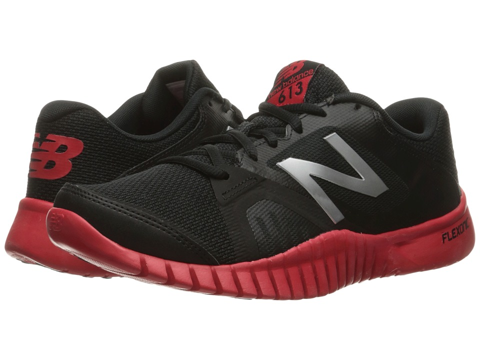 New Balance - MX613v1 (Black/Red) Men's Shoes