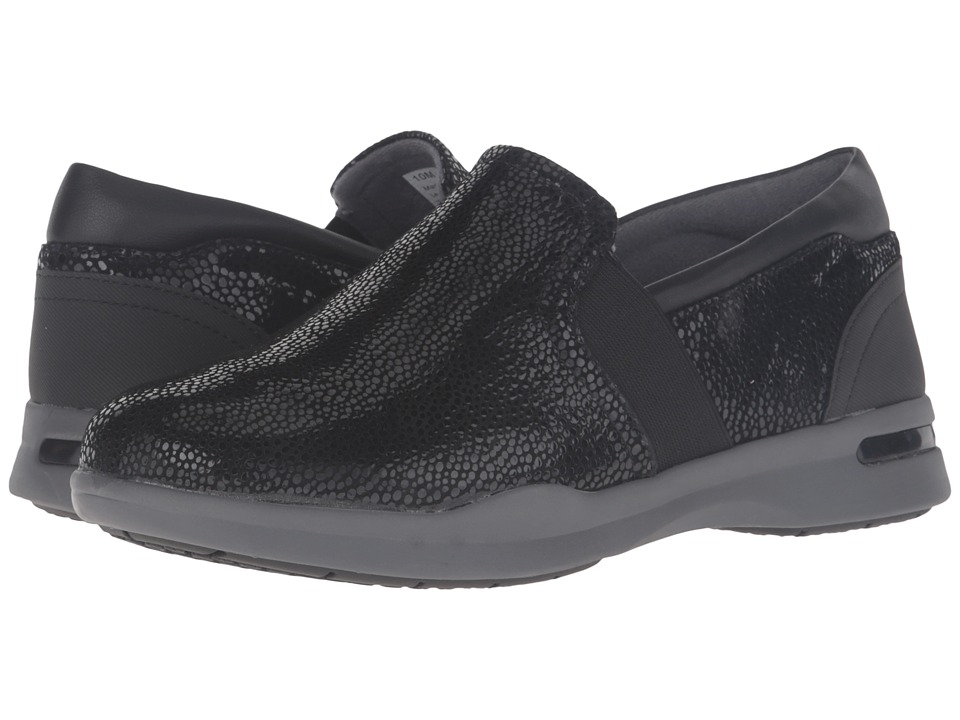 SoftWalk Vantage Premium (Black Mosiac Leather) Women