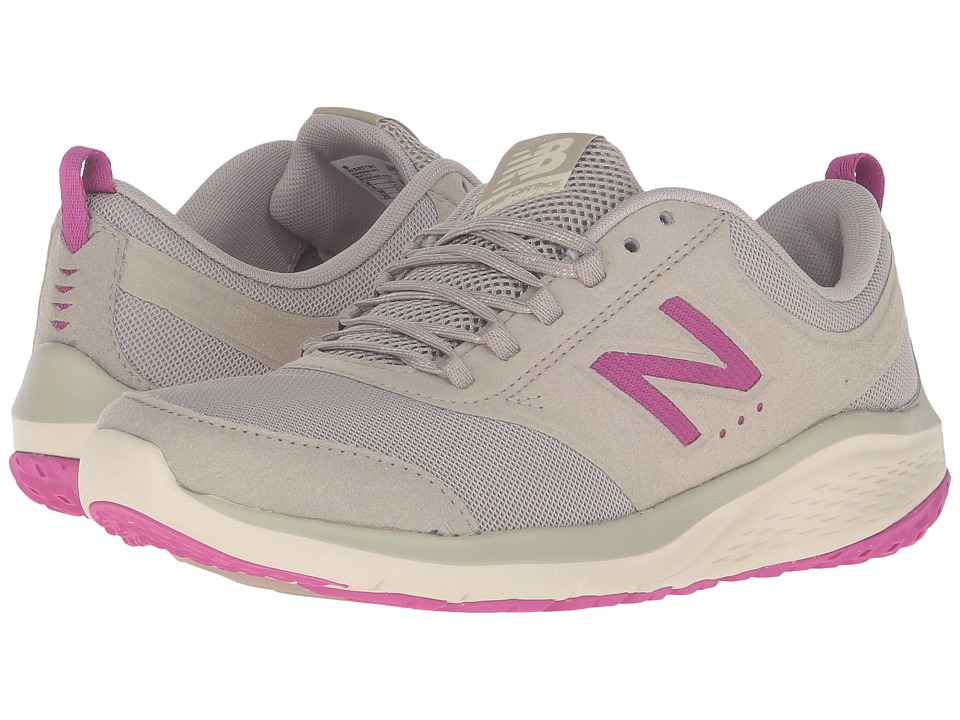 New Balance - WA85v1 (Tan/Jewel) Women's Shoes
