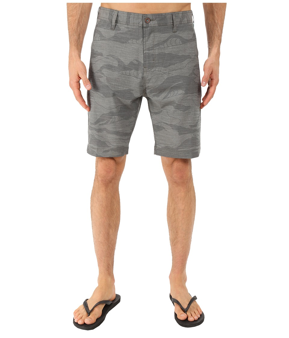 VISSLA - Fin Rope 4-Way Stretch Hybrid Walkshorts 20 (Surplus) Men's Shorts