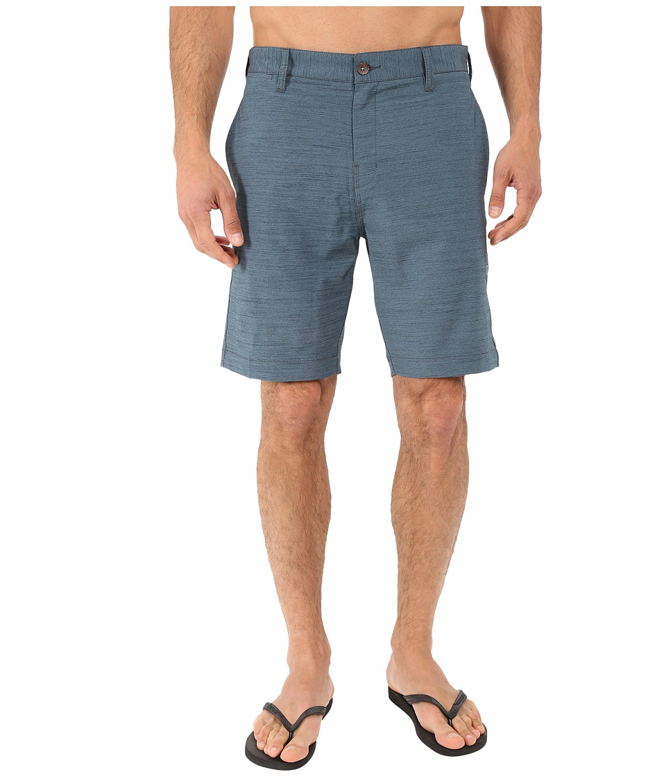VISSLA - Ships Cove 19 Hybrid Walkshort (Slate) Men's Shorts