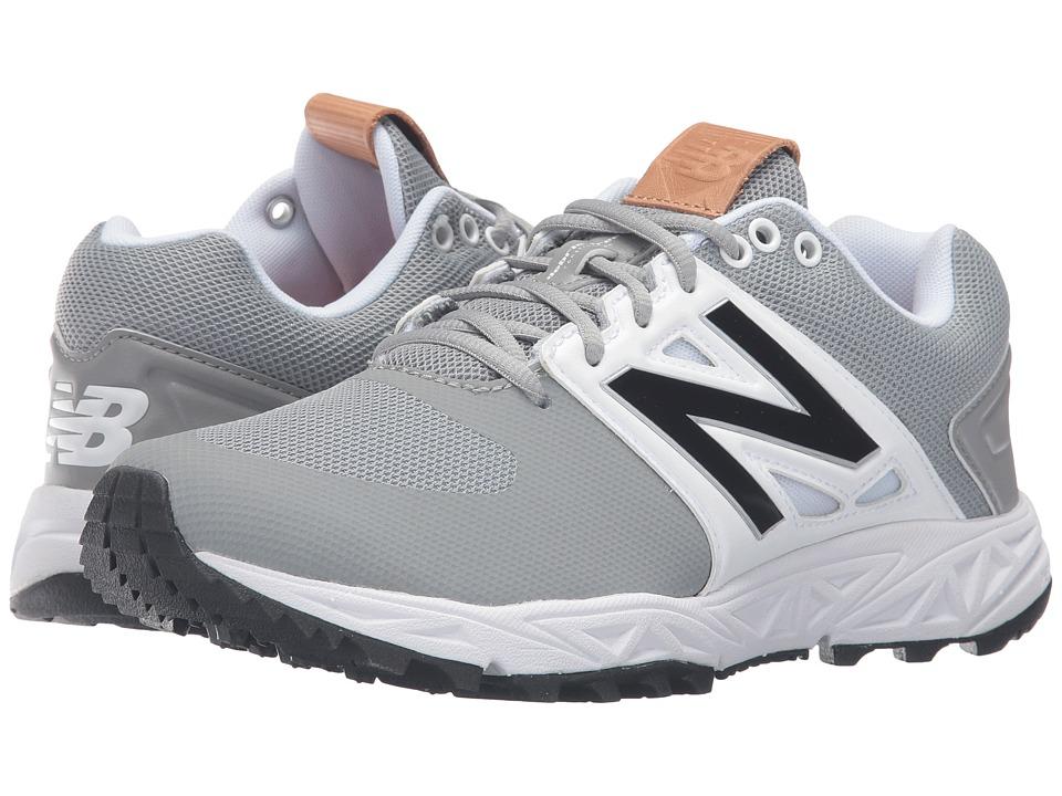 New Balance - T3000v3 (Grey/White) Men's Shoes