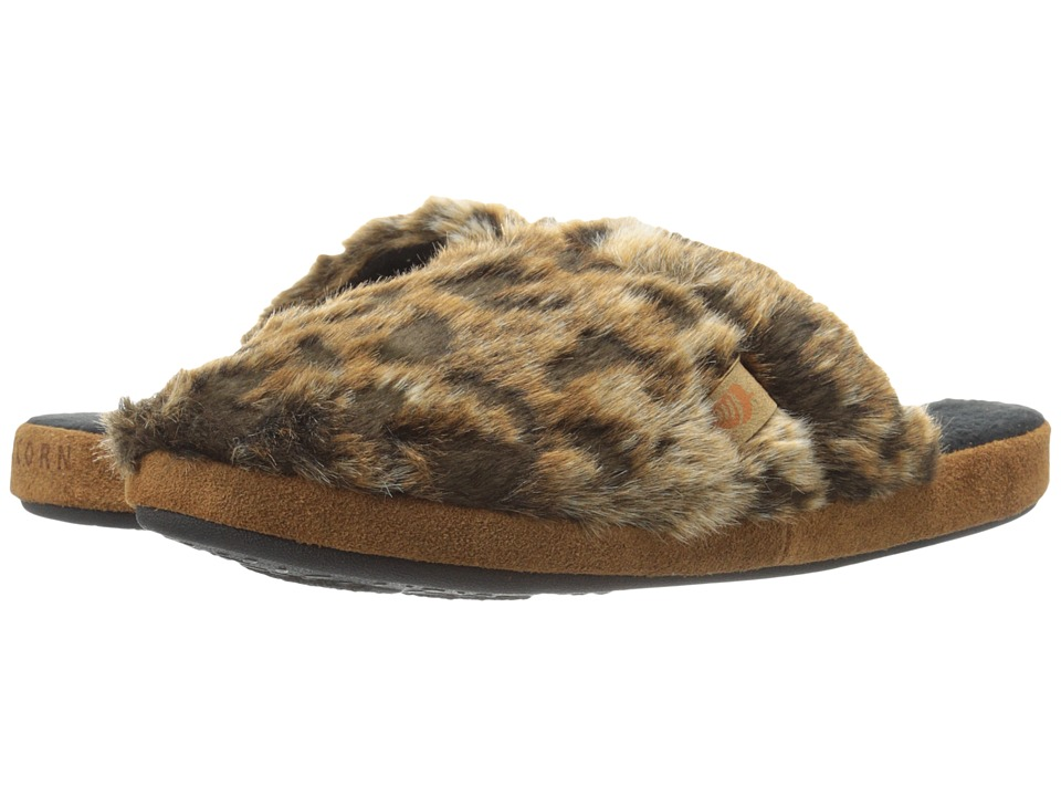 Acorn - Scuff (Rust Ocelo) Women's Slippers