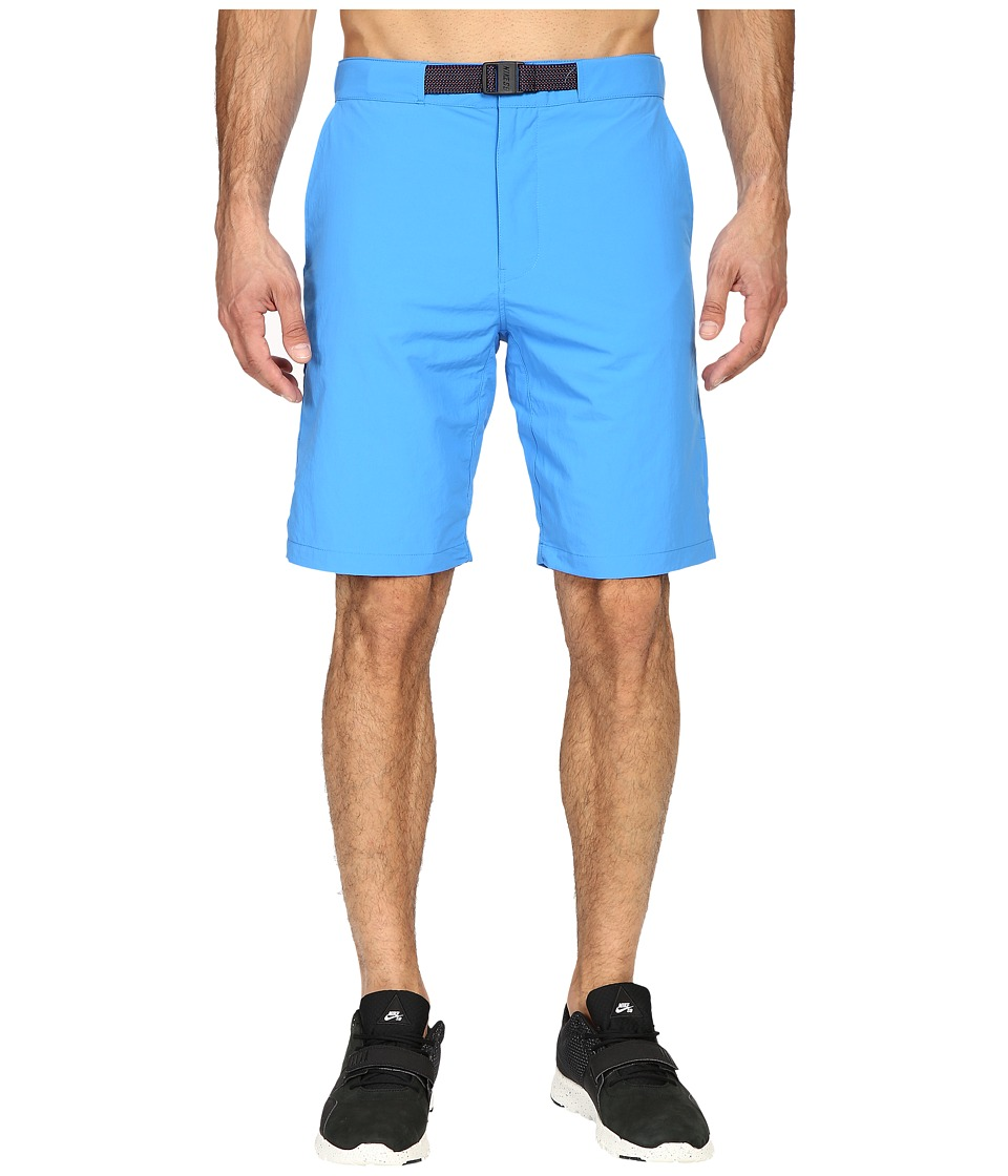 Nike SB - SB Everett Woven Shorts (Light Photo Blue) Men's Shorts