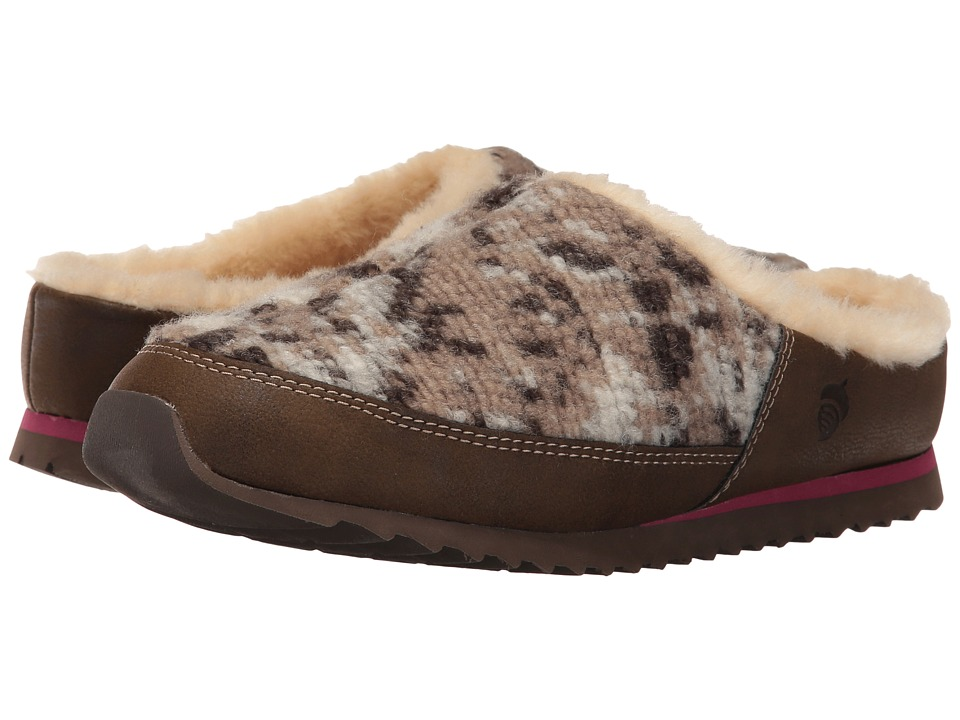 Acorn - Sneaker Scuff (Tribal Tan) Women's Slippers