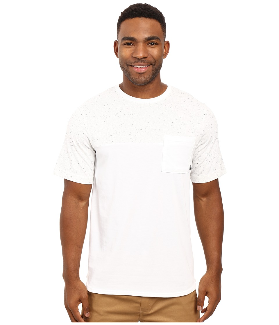Nike SB - SB Dri-Fit Nepps Short Sleeve Tee (White) Men's T Shirt