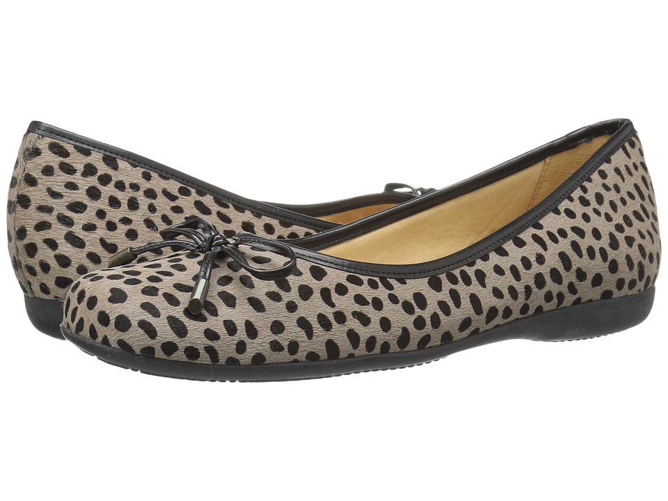 Trotters Sante (Grey Cheetah) Women