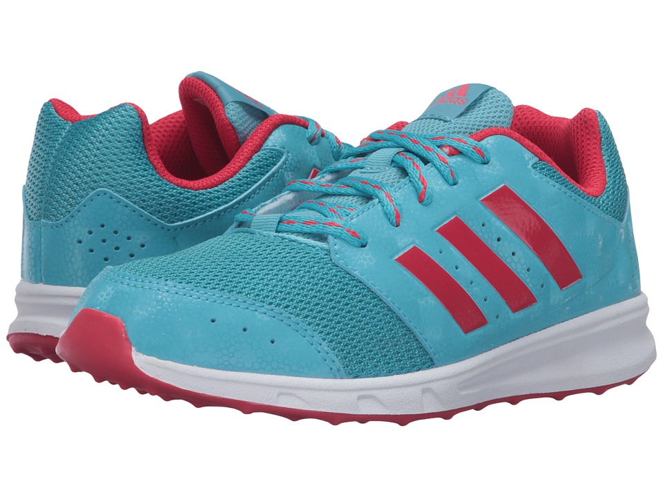 adidas Kids - LK Sport 2 (Little Kid/Big Kid) (Vapour Blue/Ray Red/Footwear White) Kids Shoes