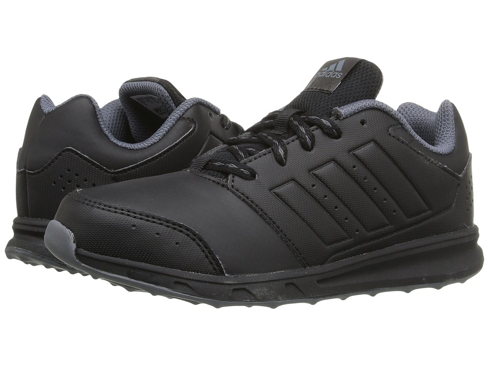 adidas Kids - LK Sport 2 (Little Kid/Big Kid) (Black/Onix) Kids Shoes