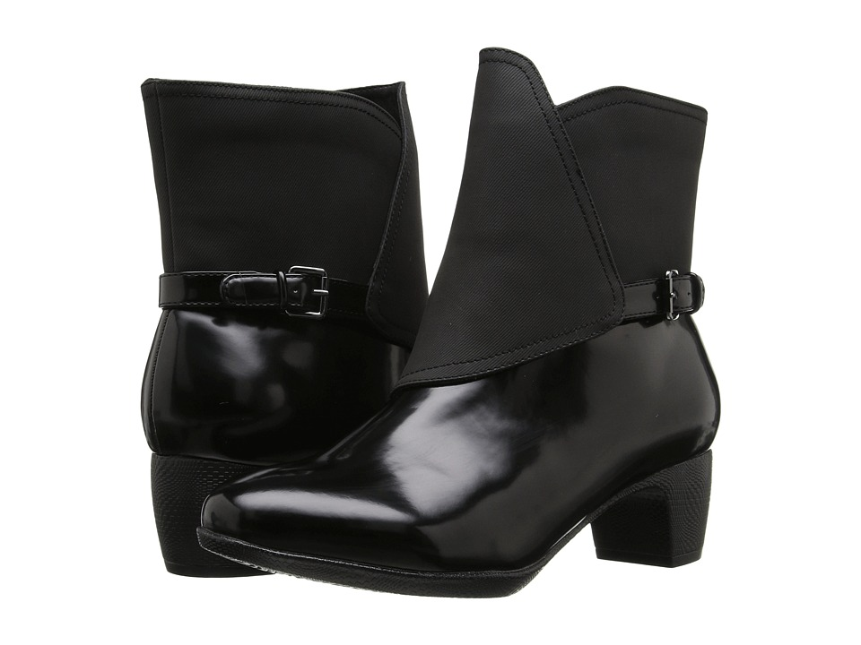 Trotters Stormy (Black Box Leather) Women