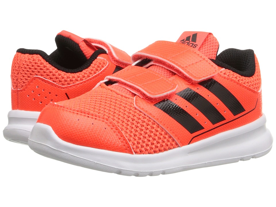 adidas Kids - LK Sport CF (Toddler) (Solar Red/Black/White) Boys Shoes