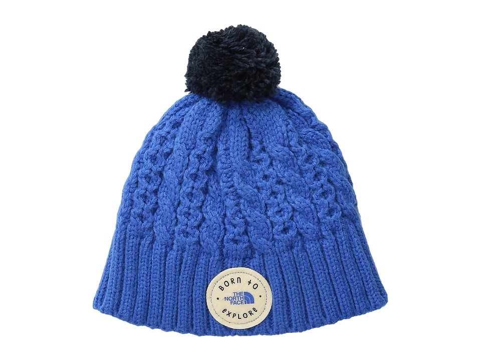 The North Face Kids - Minna Beanie (Infant) (Jake Blue) Beanies