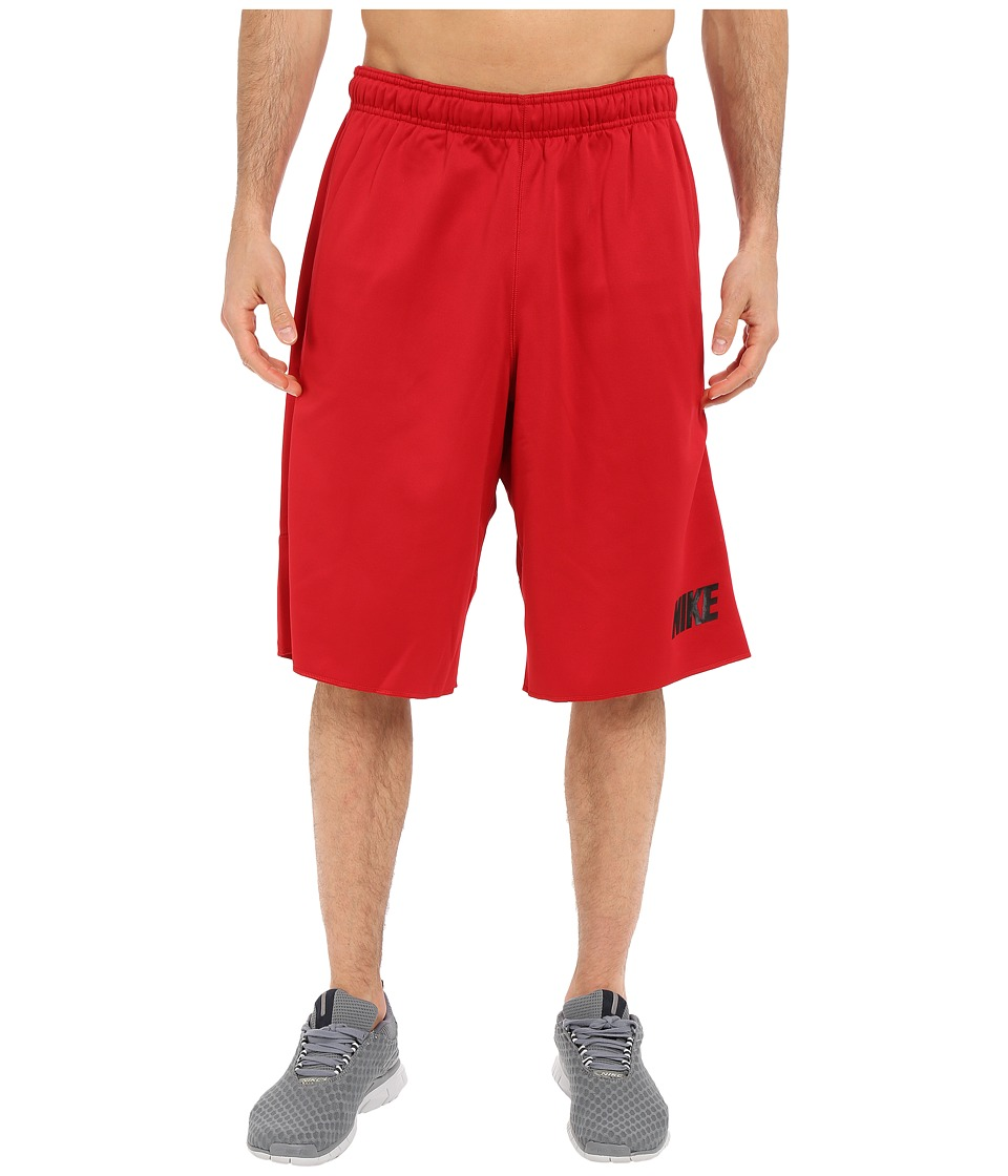 Nike Rogue Shorts (Gym Red/Black) Men