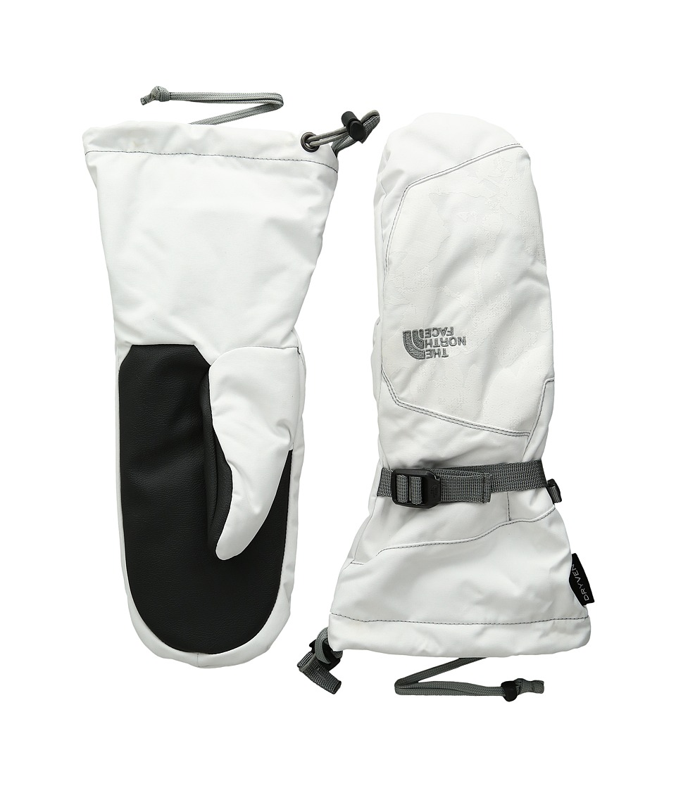 The North Face - Revelstoke Mitt (TNF White) Extreme Cold Weather Gloves
