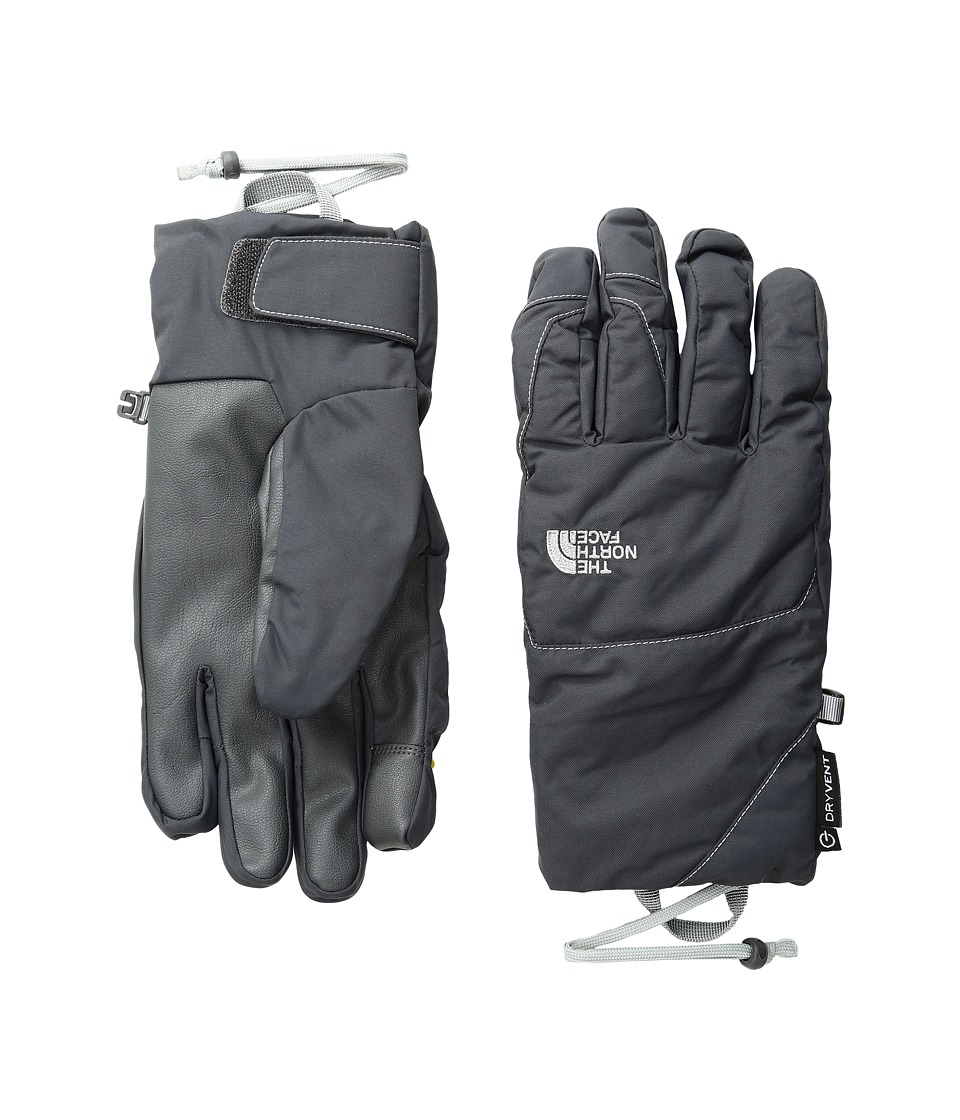 The North Face Guardian Etip Gloves (Asphalt Grey (Prior Season)) Extreme Cold Weather Gloves