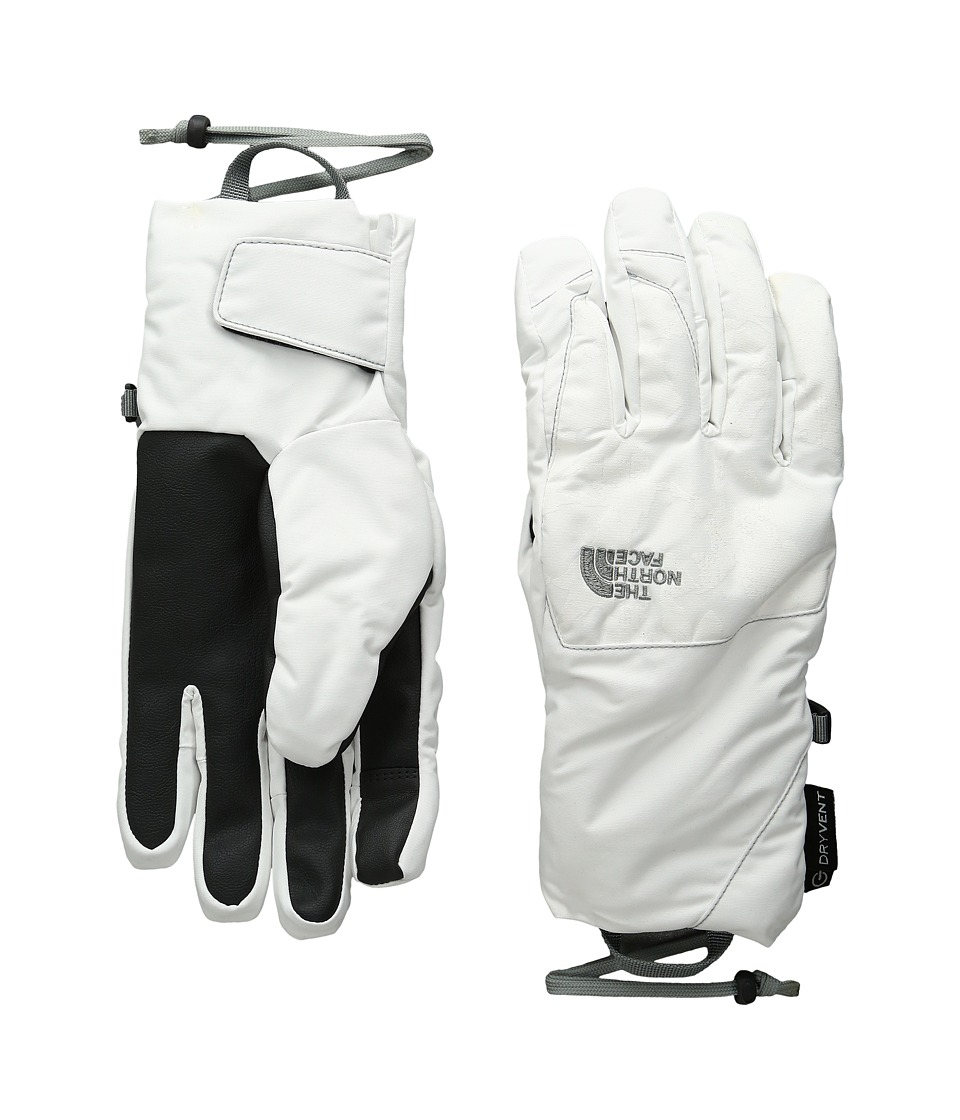 The North Face - Guardian Etip Gloves (TNF White) Extreme Cold Weather Gloves