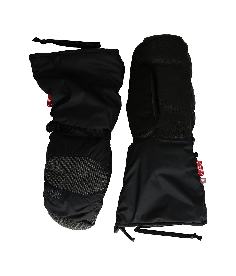 The North Face - Himalayan Mitt (TNF Black (Prior Season)) Extreme Cold Weather Gloves