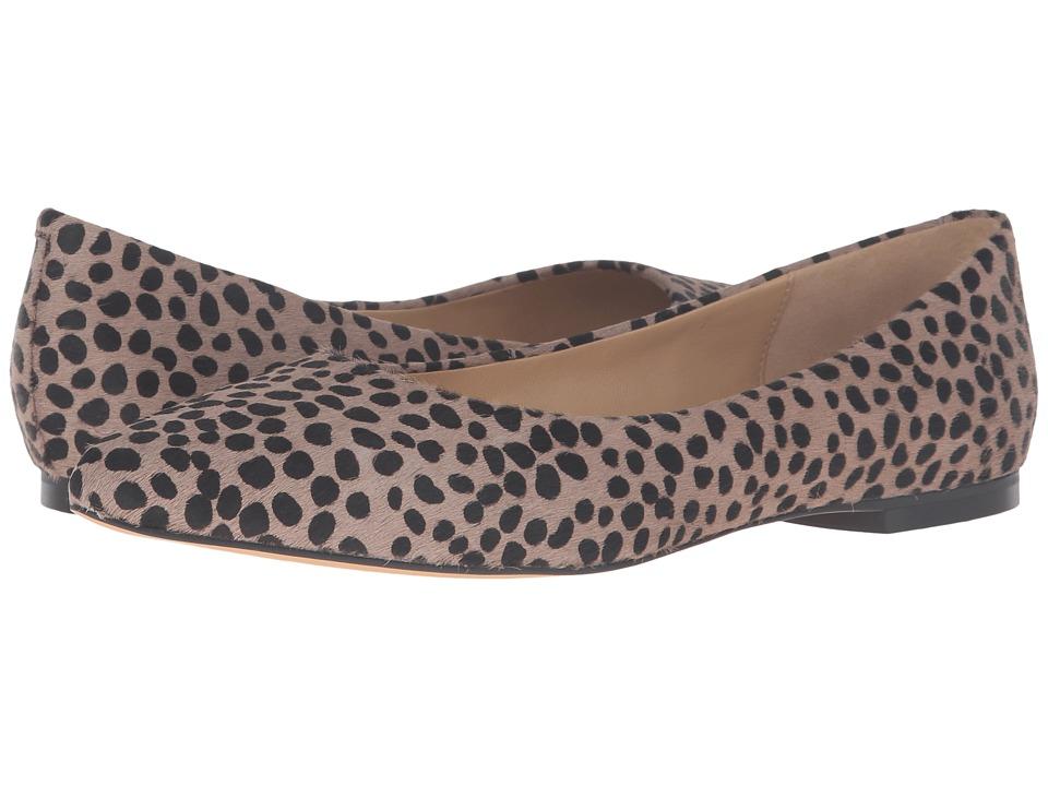 Trotters - Estee (Grey Cheetah) Women's Slip-on Dress Shoes