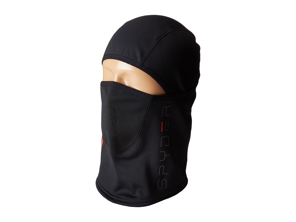 Spyder Kids - Arctyc Pivot Balaclava (Big Kids) (Black) Snow Hats