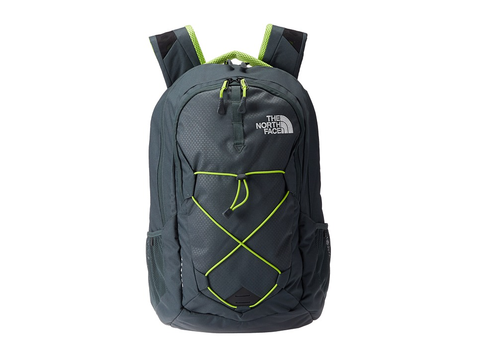 The North Face - Jester (Spruce Green/Lantern Green) Backpack Bags