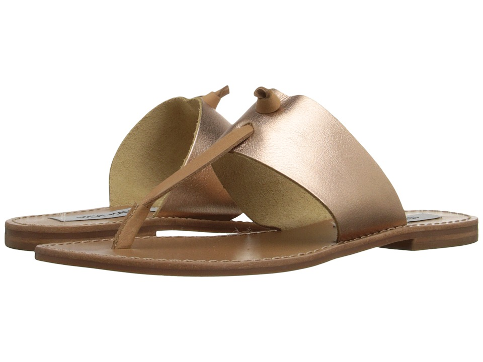 Steve Madden - Olivia (Rose Gold) Women's Sandals