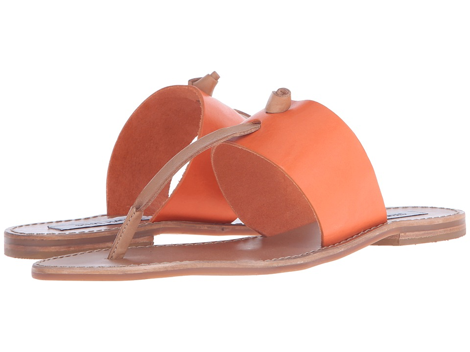 Steve Madden - Olivia (Orange Multi) Women's Sandals