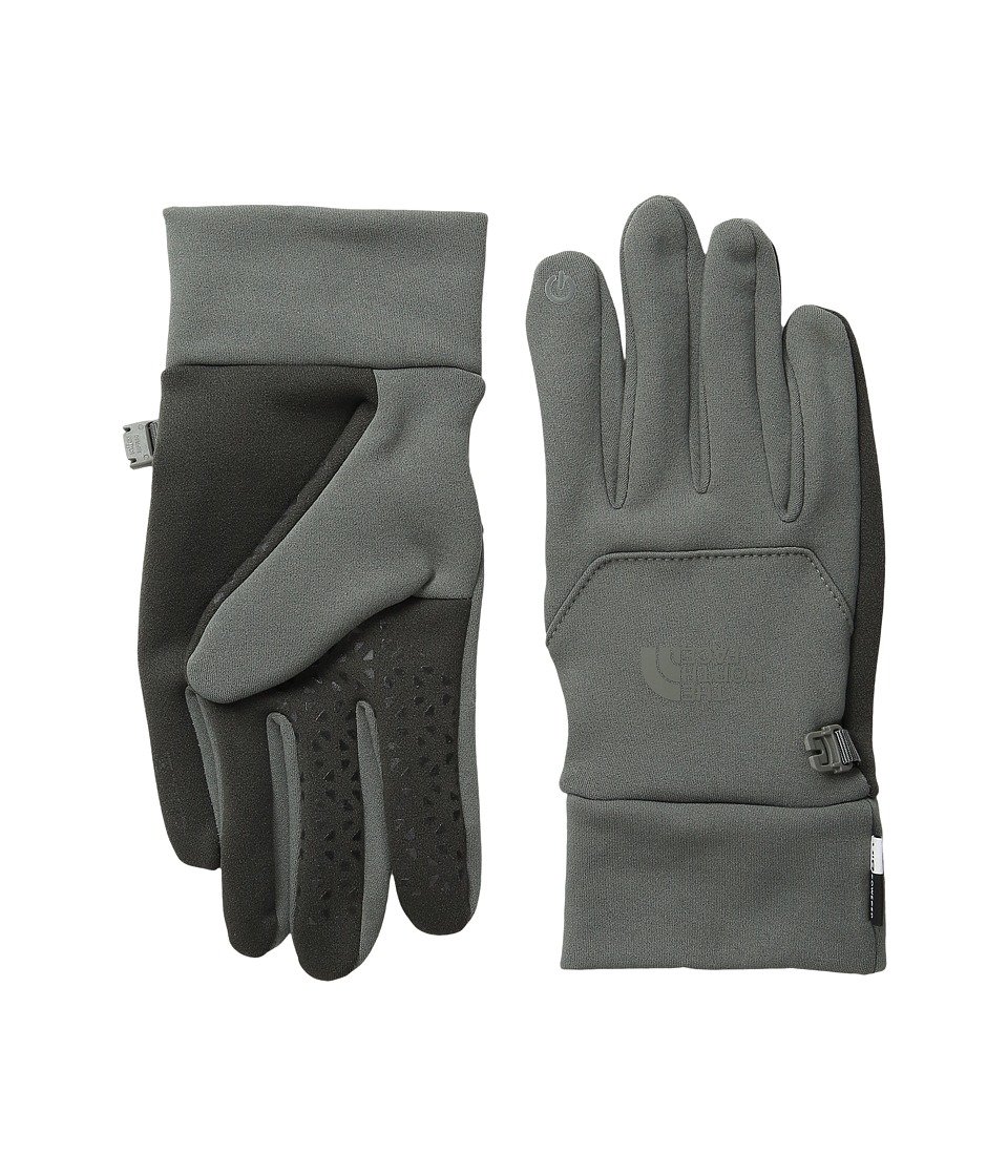 The North Face - Etip Glove (Fusebox Grey) Extreme Cold Weather Gloves