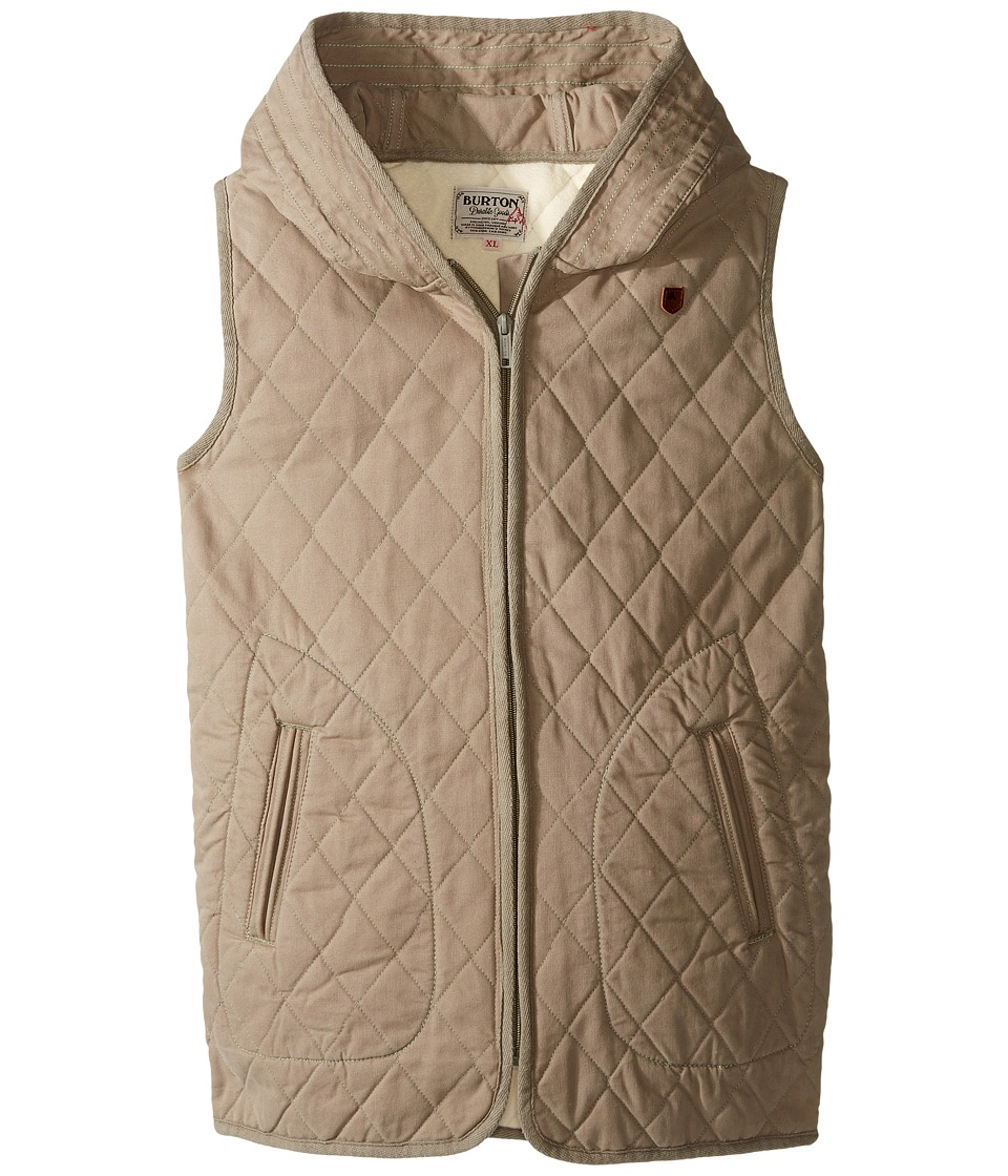 Burton Kids - Gemmi Vest (Little Kids/Big Kids) (Vetiver) Girl's Vest