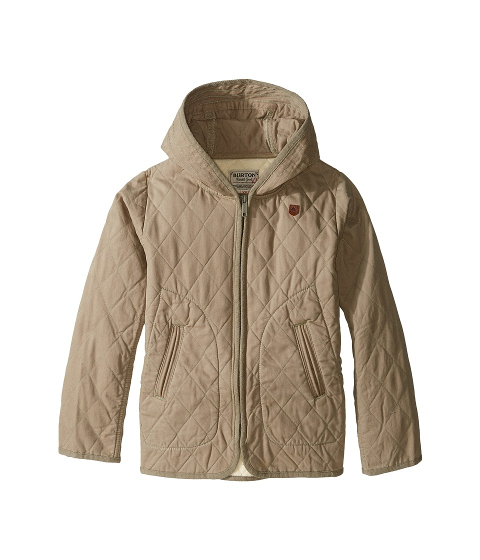 Burton Kids - Gemmi Jacket (Little Kids/Big Kids) (Vetiver) Girl's Coat