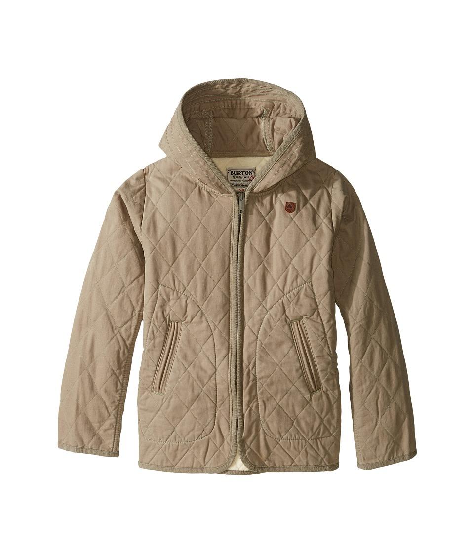 Burton Kids - Gemmi Jacket (Little Kids/Big Kids) (Vetiver) Girl's Coat