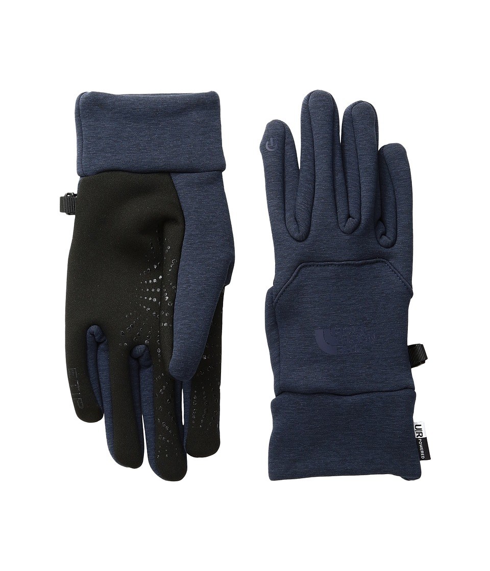 The North Face - Etip Hardface Gloves (Urban Navy) Extreme Cold Weather Gloves