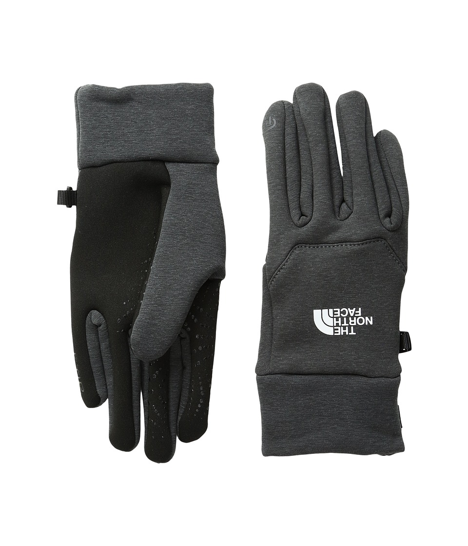 The North Face - Etip Hardface Gloves (Asphalt Grey) Extreme Cold Weather Gloves