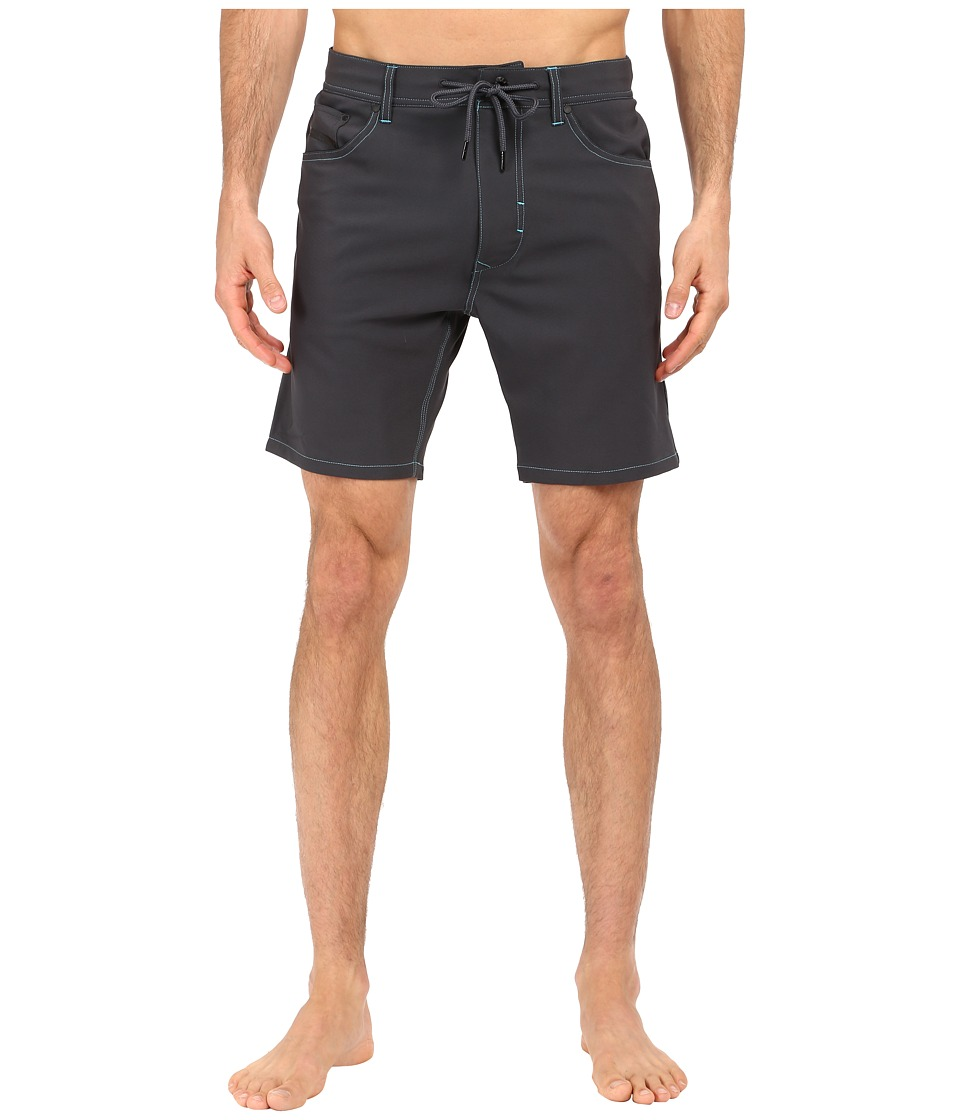 Diesel - Waykeeki-S Shorts WAJA (Grey) Men's Swimwear