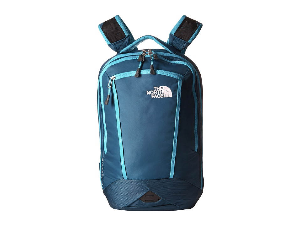The North Face - Women's Microbyte (Blue Coral/Bluebird) Backpack Bags