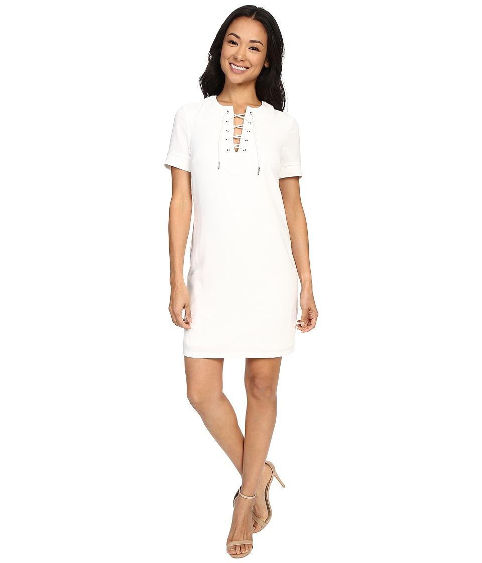 KUT from the Kloth - Amber (White) Women's Dress