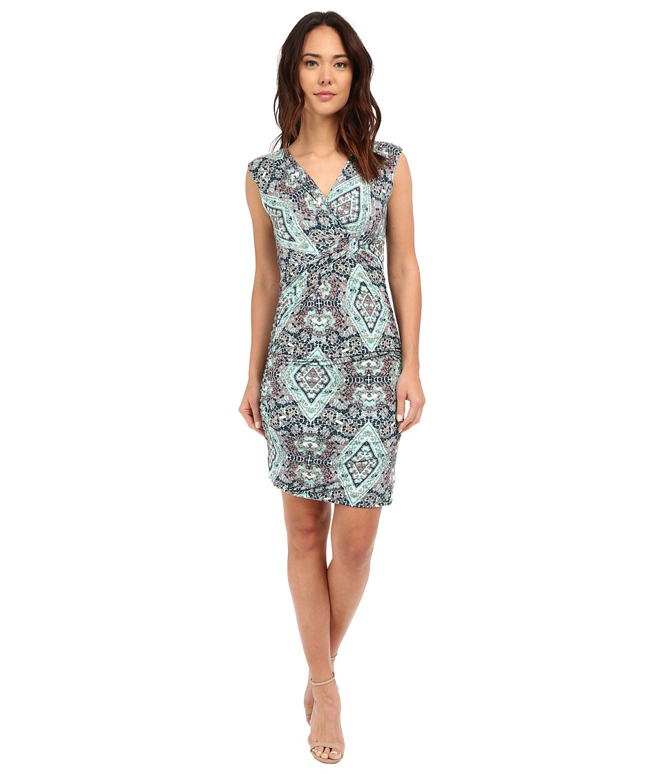 KUT from the Kloth - Lila (Navy) Women's Dress