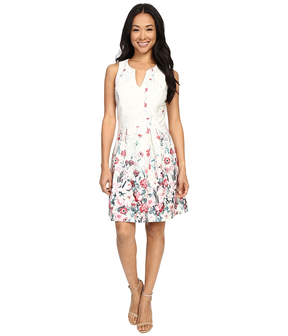 KUT from the Kloth - Lana (Ivory/Blush) Women's Dress